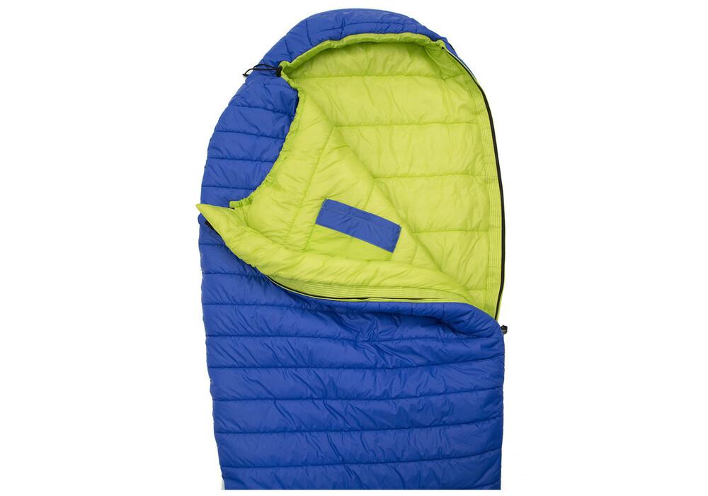 Carinthia G 180 Sleeping Bag L blue/lime online bestellen ...